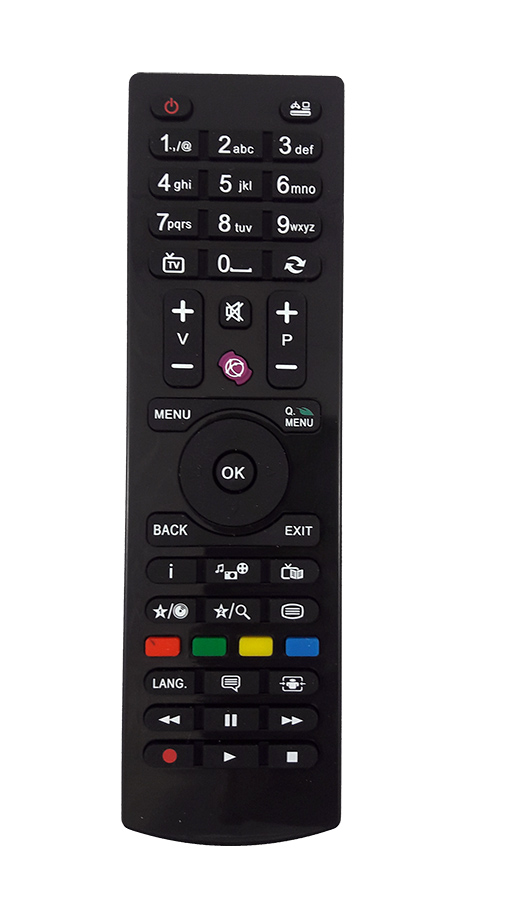 HUAYU RM-L1386 Συμβατό Τηλεχειριστήριο TV για VESTEL