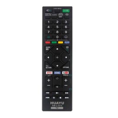 HUAYU RM-L1615 Συμβατό Τηλεχειριστήριο TV για SONY