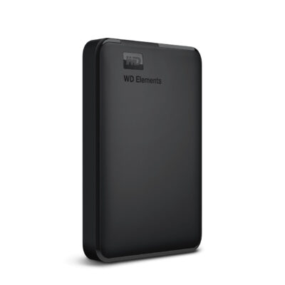 Western Digital Elements 1TB Portable Hard Drive USB