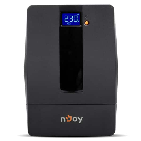 NJOY UPS Line Interactive 1000VA Horus Plus 2