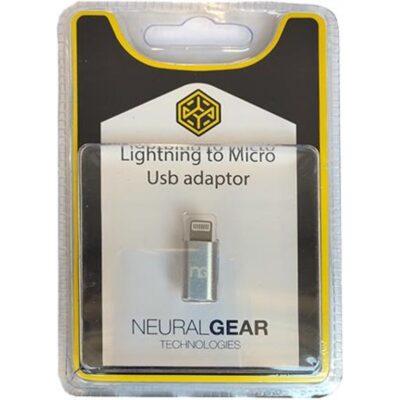 NG Αντάπτορας Lightning σε Micro USB (NG-LNM)