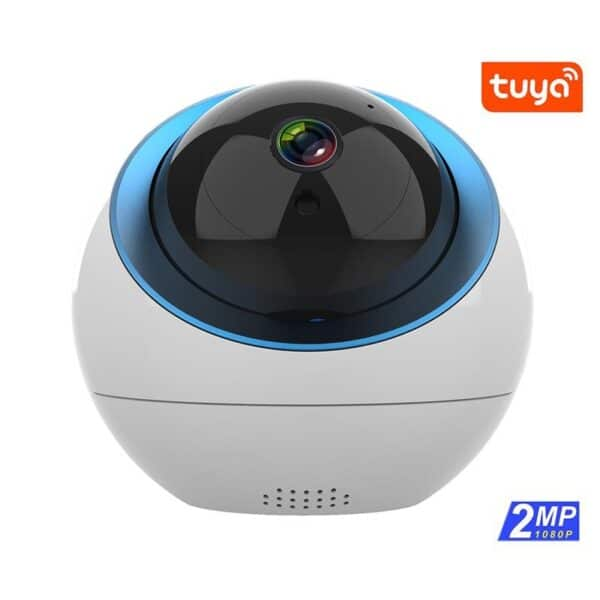NG 1080p T8865 Series Indoor PTZ IP Camera 2MP with Motion Tracking