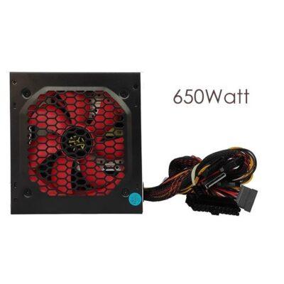 NG Τροφοδοτικό Desktop ATX 650W PFC Fan 14cm (NG-PSU650)