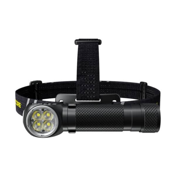 NITECORE HC35 Φακός LED Κεφαλής 2700lm + NL2140HP 4000mAh