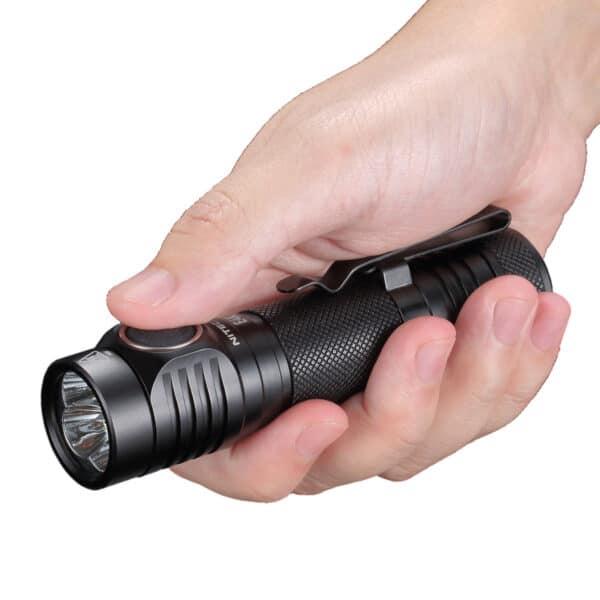NITECORE E4K Φακός LED 4400lm + NL2150HPR 5000mAh 15A 1