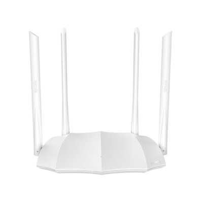 Tenda AC5 Smart Dual-Band WiFi Router AC1200, White