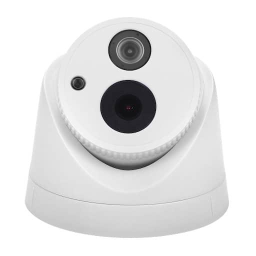ANGA AQ-4506-RD4 Dome Κάμερα 2MP 1pcs ARRAY IR LED 2,8mm AHDCVITVICVBS 1080P Μεταλλική IP66