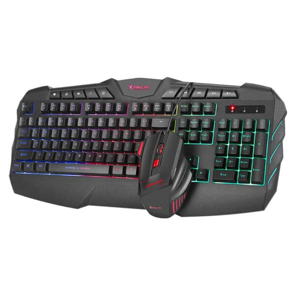 Xtrike-Me MK-880KIT Wired Gaming Combo Mouse and Keyboard