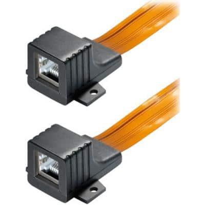 MAXTRACK Adapter Καλώδιο Δικτύου για Διέλευση από το Παράθυρο TI 40-0,30 L