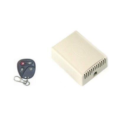 ANGA AG-X4CH Ασύρματος Τηλεχειρισμός 12V (433MHz) 4 Καναλιών με τηλεχειριστήριο
