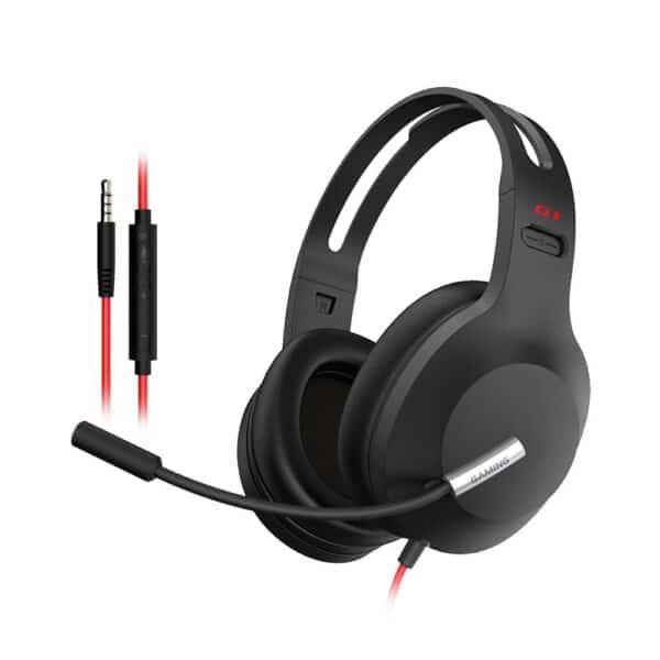 EDIFIER G1 SE Gaming Headset Black with 40mm Neodymium Drivers