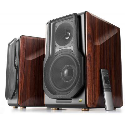 EDIFIER S3000Pro Powered Wireless Bookshelf Speakers 256W Brown