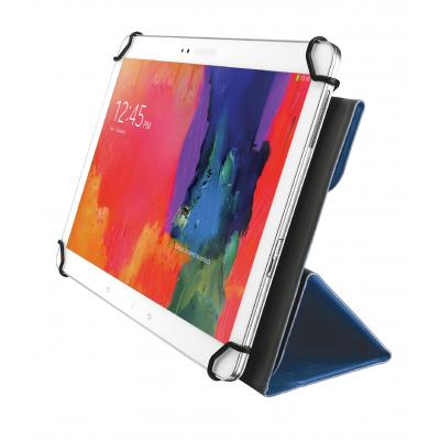 """Trust Aexxo Universal Folio Case for 10.1"""" tablets - blue"""
