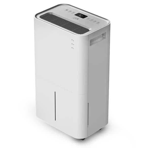 LIFE Pure & Dry 2 σε 1, Αφυγραντήρας 20L με χρονοδιακόπτη και καθαριστής αέρα