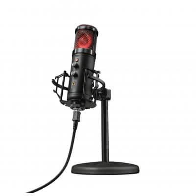 TRUST GXT 256 Exxo USB Streaming Microphone (23510)