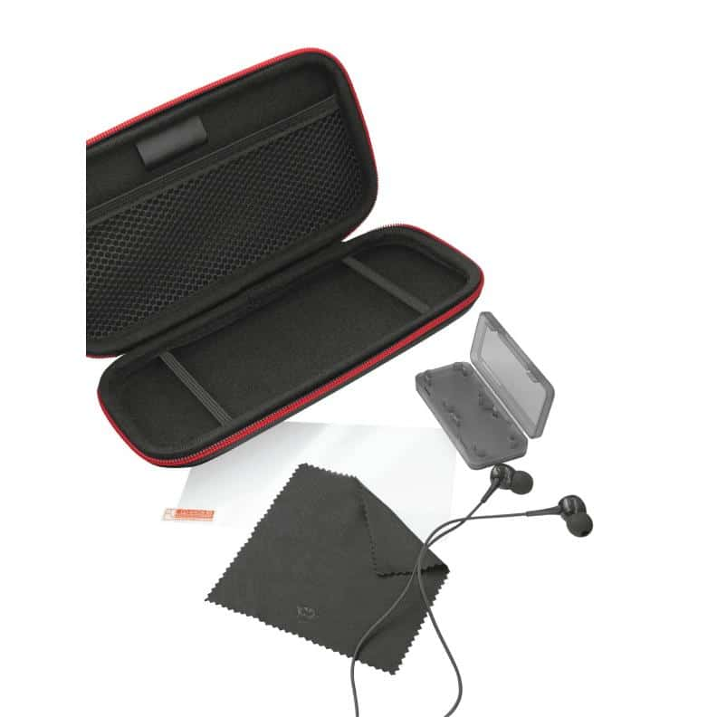 TRUST GXT 1241 Tidor XL Accessory Pack for Switch Lite - black