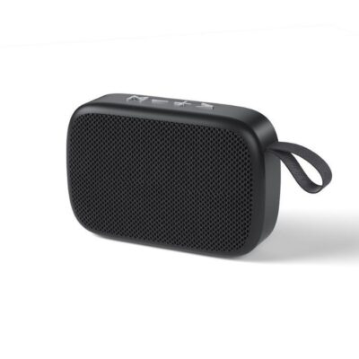 WK D20 Portable Wireless Speaker Black