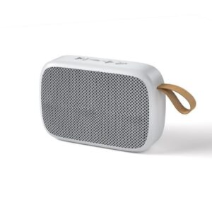 WK D20 Portable Wireless Speaker White