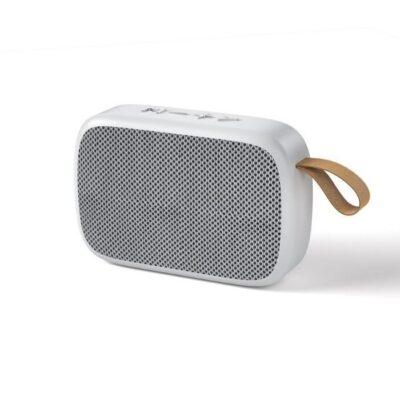 WK D20 Portable Wireless Speaker White