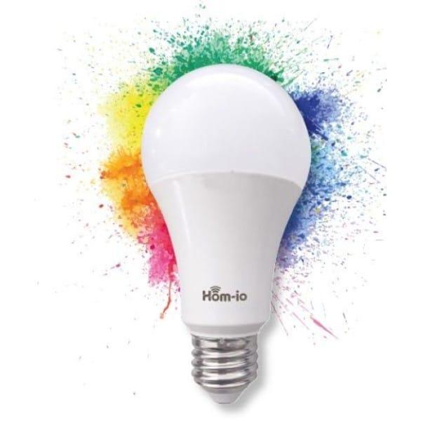 Hom-io Smart WiFi Bulb RGB-White Α70 10W 1050lm (64361)