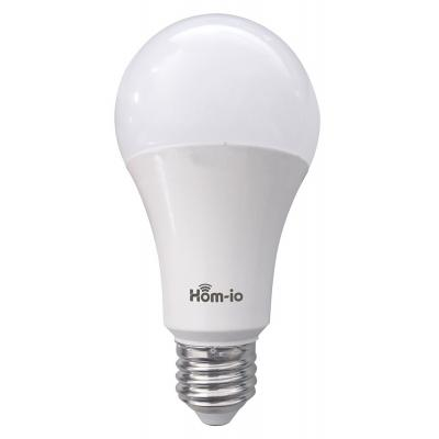 Hom-io Smart WiFi Bulb 2700k - 6500k Α70 10W 1050lm Dimmable (64811)
