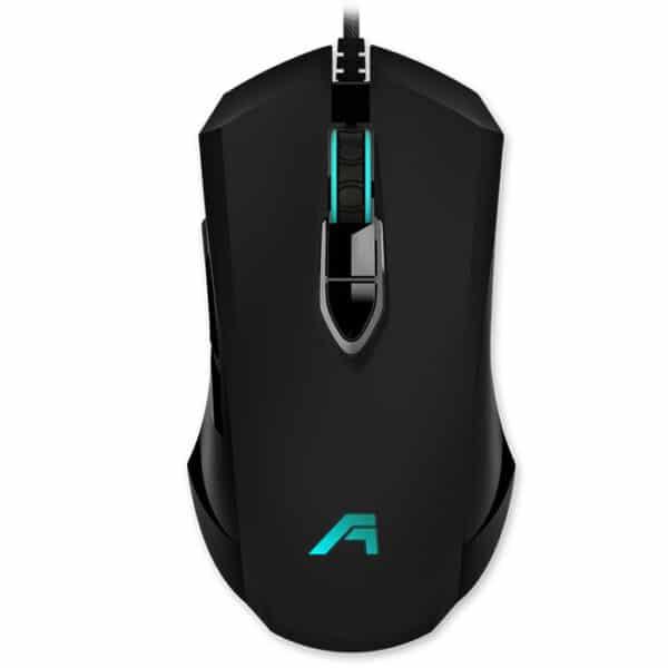 NOD ALPHA Ενσύρματο RGB Gaming mouse 4000DPI