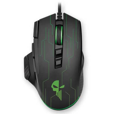 NOD PUNISHER Ενσύρματο RGB Gaming mouse 3200DPI