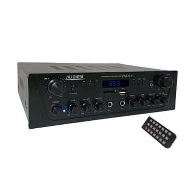 AUDIEN PTA22BT Stereo Ενισχυτής Ήχου 2x35W με ΒΤ/USB/SD/FM
