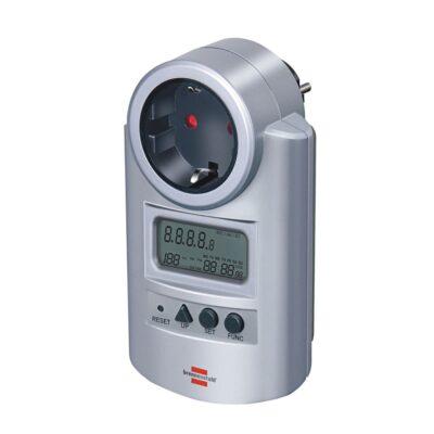 Brennenstuhl Μετρητής κατανάλωσης ενέργειας 2 ζωνών Γκρι PM-231E (1506600)