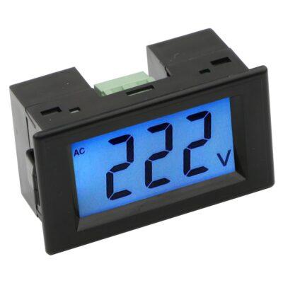 FC4-80-500V AC Ψηφιακό Βολτόμετρο