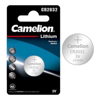 Camelion Μπαταρία Λιθίου 3V CR2032 (1τμχ.)