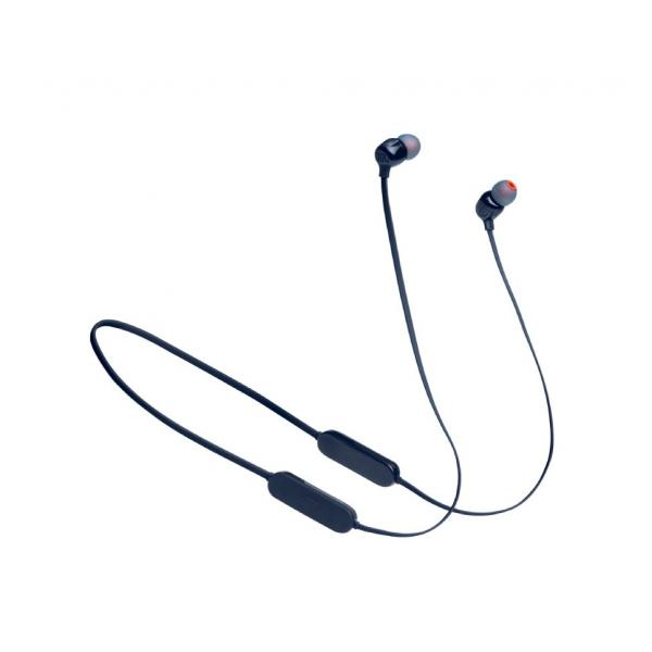 JBL Tune 125BT Wireless In-ear Headphones with 3-button Mic/Remote Black