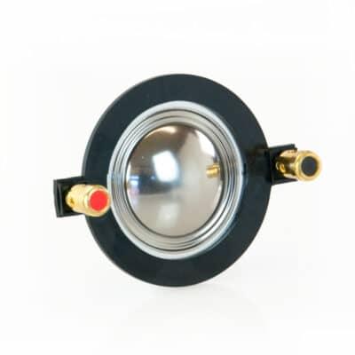 """MASTER AUDIO Ανταλλακτικό διάφραγμα για driver Τιτανίου 1"""" 8Ω 34mm DR6 SDT6/2"""