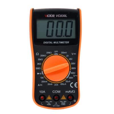 VICTOR VC-830L Ψηφιακό Πολύμετρο
