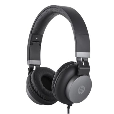 HP DHH-1205 Stereo Ακουστικά με Μικρόφωνο, Μαύρα