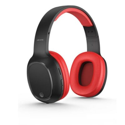 WK M8 Wireless Audio Headphone Red