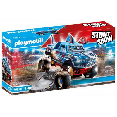 Playmobil Monster Truck Καρχαρίας