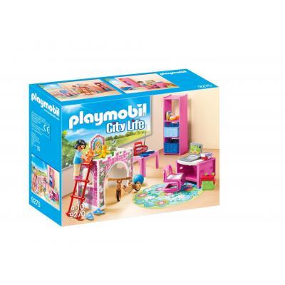 Playmobil Μοντέρνο παιδικό δωμάτιο