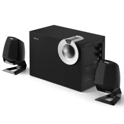 EDIFIER M201BT Stylish 2.1 Speaker System with Bluetooth