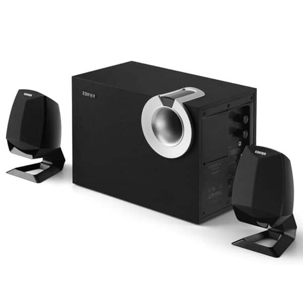 EDIFIER M201BT Stylish 2.1 Speaker System with Bluetooth