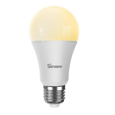 Sonoff B02-B-A60 Wi-Fi Smart LED Bulb 9W 806lm 2700K-6500K