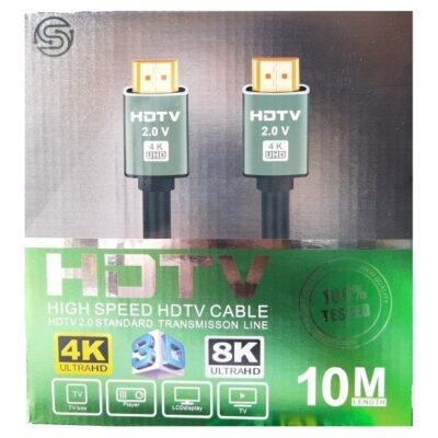 FTT1-083 10m Καλώδιο HDMI σε HDMI v2.0 4K UltraHD