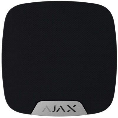 AJAX SYSTEMS Home Siren Black