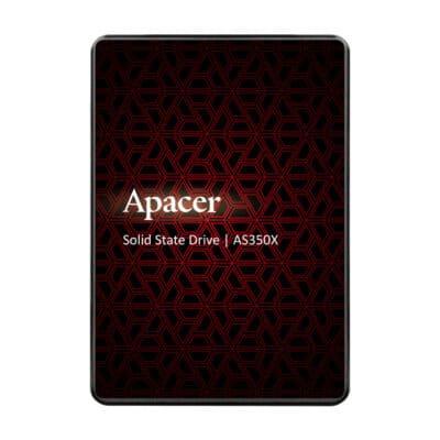 "APACER AS350X SSD 2.5"" SATA III 6GB/s"