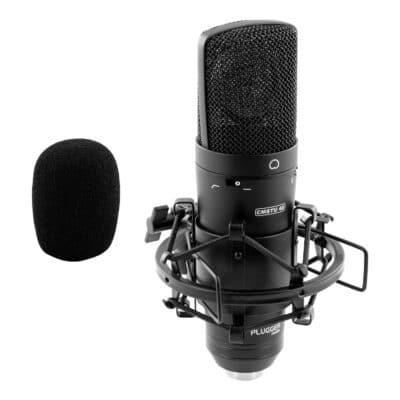 PLUGGER CMSTU 40 Πυκνωτικό Μικρόφωνο Studio