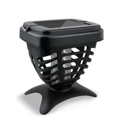 WELL Solar insect killer lamp (REP-MOSQ-04BK-WL)