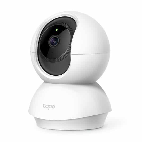 TP-LINK Tapo C200 Pan/Tilt Οικιακή Wi-Fi Κάμερα Ασφαλείας