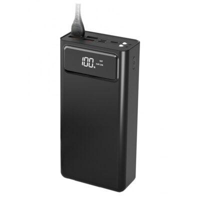 XO PR125 Digital Display Power Bank 50000mah (3 input 4 output)