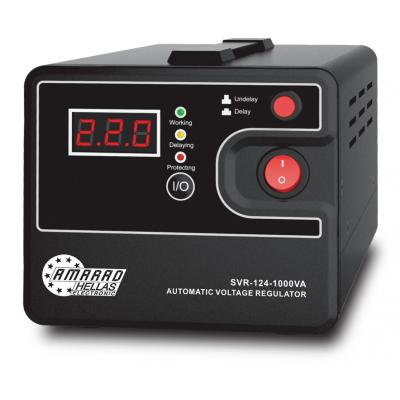 AMARAD SVR-1000VA Σταθεροποιητής τάσης τύπου relay 1000VA