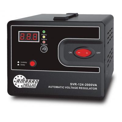 AMARAD SVR-2000VA Σταθεροποιητής τάσης τύπου relay 2000VA